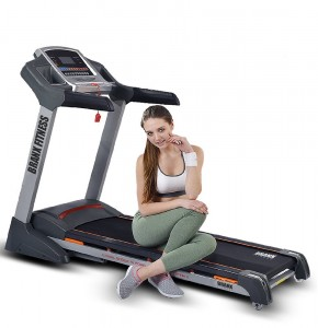 Our review of the Branx Fitness foldable runner treadmill